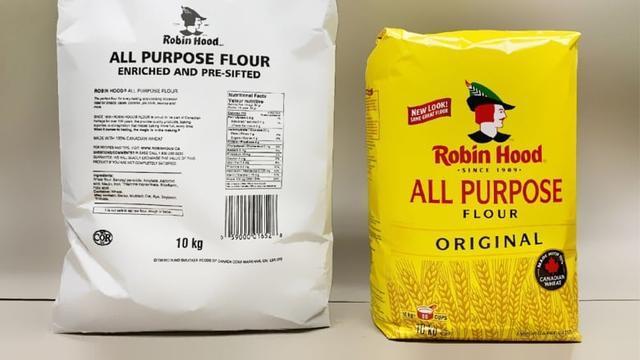加拿大超市缺面粉不是没有面粉而是缺包装袋